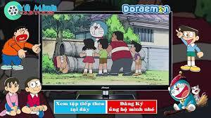 Hoạt hình Doremon tiếng việt   NOBITA BỎ NHÀ ĐI BỤI - video ...