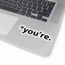 You Re Vinyl Sticker Best Friend Gift Laptop Decals Funny Stickers Only Stickers Today