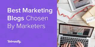 18 of the Best Marketing Blogs: As Chosen By Marketers | Rebrandly