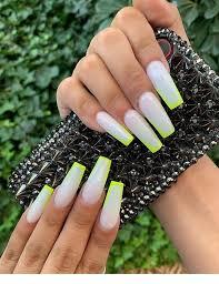 summer acrylic nail design milas net