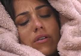 GF Vip, Teresanna Pugliese in lacrime dopo la lite con Sossio: lo ...