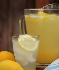 homemade lemonade just like fil a