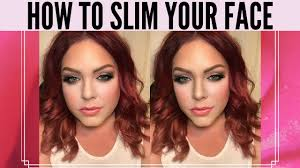 face slimming and contour effects