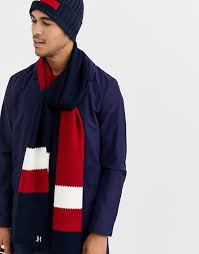 Tommy Hilfiger lewis hamilton scarf | ASOS