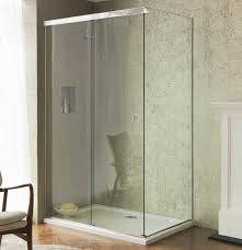 harmony corner glass shower screen
