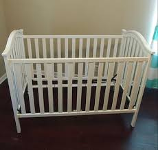 new and used baby cribs for offerup