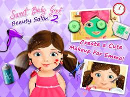 sweet baby beauty salon 2 game