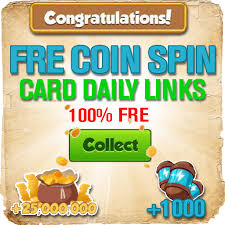 Free Spins and Coins Link For Coin Master