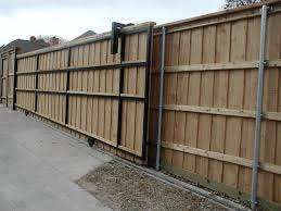 Automatic Gate Automatic Privacy Fence Gate