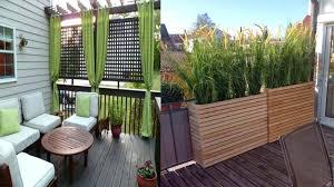 Privacy Wall Apartment Patio Fence Screen Backyard Deck Screens Ideas Home Depot Recognizealeader Com