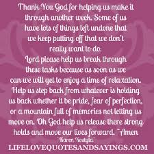 printable thank you lord for the life quotes