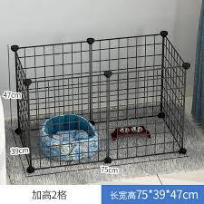Qoo10 Dog Fences Pet Indoor Cat Kennel Small Dog Teddy Home Isolation Door G Pet Care