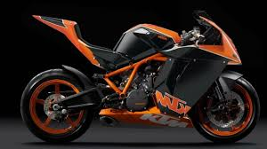 ktm rc8 big red cafe racer by joe loss
