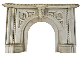salvaged chicago carved alabama marble