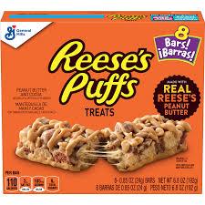 puffs treat bars 8ct 6 8 oz granola