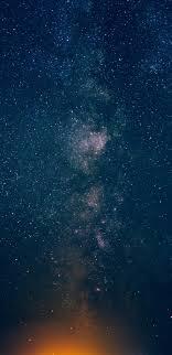 1440x2960 wallpaper night sky