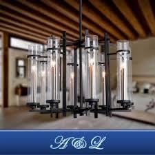 artistic chandelier pendant lamp