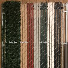 Pexco Pds Hedgelink Privacy Slats For Chain Link Fence Hoover Fence Co