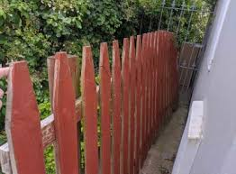 Picket Fence Panels Plus 3 New X 150cm Stakes For Sale In Dooradoyle Limerick From Mikethemechanic