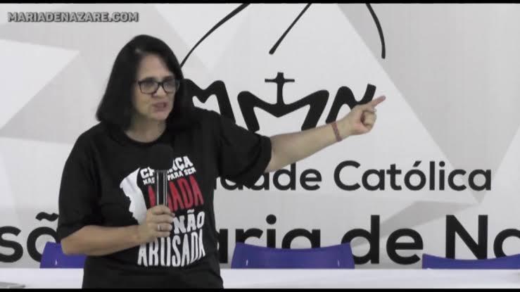 "Resultado de imagem para kokai criticando damares charges"""