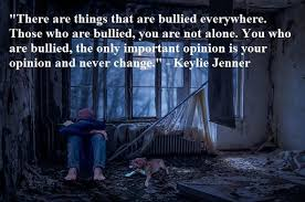 quotes for bullying victims from successful figures