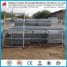 Continuous Fence Panels Portable Panels Corral Gates Feeder Panels Buy Pipe Corral Fence Panels Pipe Corral Panels Cattle Corral Panels Product On Alibaba Com