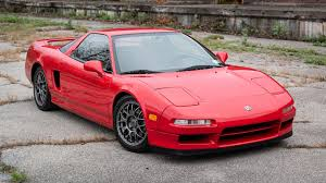 1999 Acura NSX Zanardi Edition Is the Lightweight, Fixed-Roof NSX ...