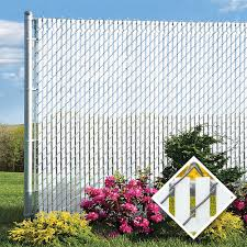 Pds 8 Chain Link Fence Top Locking Privacy Slats Brown 2 Inch Privacy Slat King