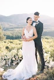 Sun-Kissed Park City Elopement Inspiration | Rocky Mountain Bride