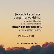▷ cintayanghalal cinta yang halal jika ada yang menyakitimu