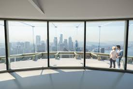 space needle 100m renovation includes