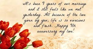 best wishes for marriage anniversary to husband
