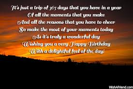 inspirational birthday quotes page