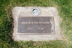 Gracie Adeline Price Nicholson (1917-2006) - Find A Grave Memorial