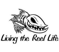 Cool Fishing Sticker Vinyl Funny Decal Skillet Fish Kayak Bass Salmon Trout Ebay