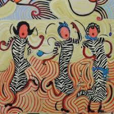 Fancy Free-by Mississippi artist Opal Smith (With images ...
