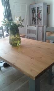 shaker style dining table 6 chairs