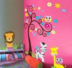 Lion Zebra Zoo Kids Room Baby Room Wall Decals A Thrifty Mom Recipes Crafts Diy And More
