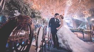 hotel wedding packages in manila