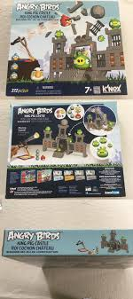 KNEX Building Toys 21254: Angry Birds King Pig Castle K Nex Brand New In  Box!! -> BUY IT NOW ONLY: $64 on eBay! | Pig, Angry birds, Building toys