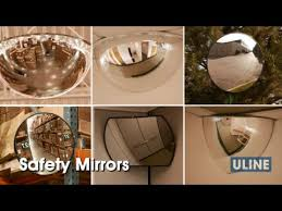 outdoor convex mirrors in stock