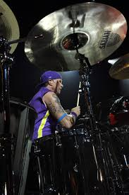 Red Hot Chilli Peppers Drummer, CHAD SMITH, at EC Gallery - Preview
