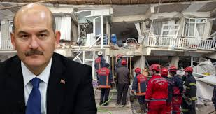 Bakan Soylu: Elazığ ve Malatya depreminin ardından şu ana kadar ...
