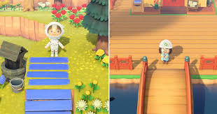 Animal Crossing New Horizons 15 Custom Codes For Paths That Match Inclines And Bridges
