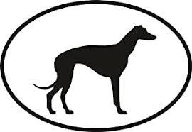 Amazon Com Greyhound Sticker