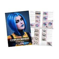cosplay makeup tips and tricks