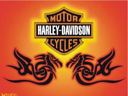 harley davidson logo airwallpaper
