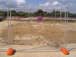 Temporary Fencing Neptune Site Hire Services