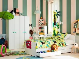 A Children S Room Jungle Ikea