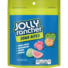 jolly rancher bites sour candy 8 oz